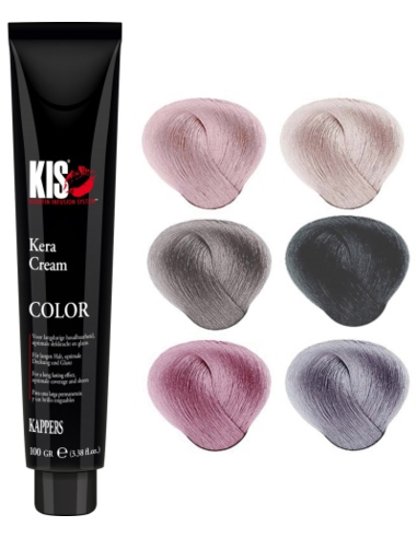 KISS Metallics Rose