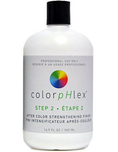 ColorpHlex STEP 2 After Color Strenghening finish 500ml